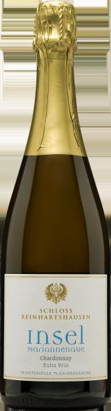 Chardonnay Sekt, extra brut (30 Monate Hefelagerung)